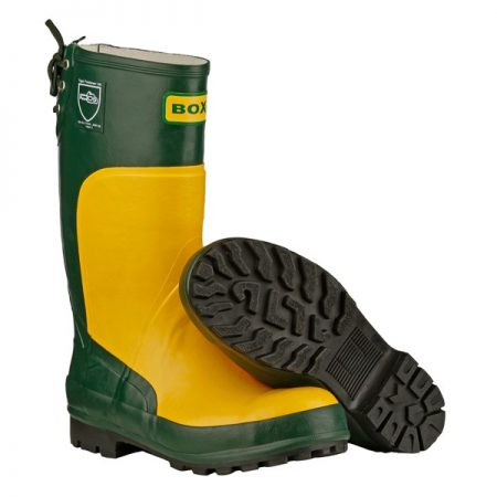 BOTTE FOREST ANTI COUPURE