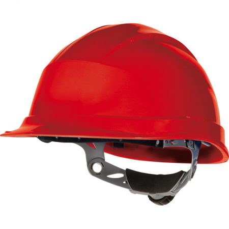 CASQUE CHT ROUGE CREMAILLERE