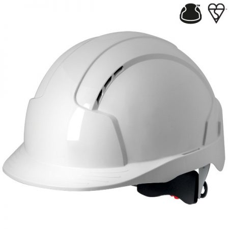 CASQUE BLANC EVOLITE JSP