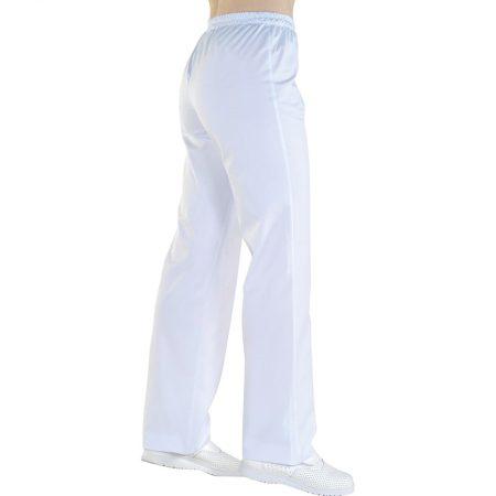 Pantalon Mixte Blanc