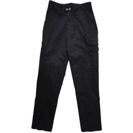 Pantalon Multifonctions Multipoches Noir