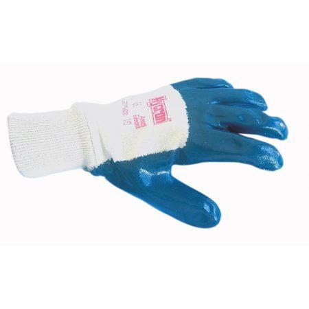 Gant Coton Nitrile Double Enduction Manutention/chimie