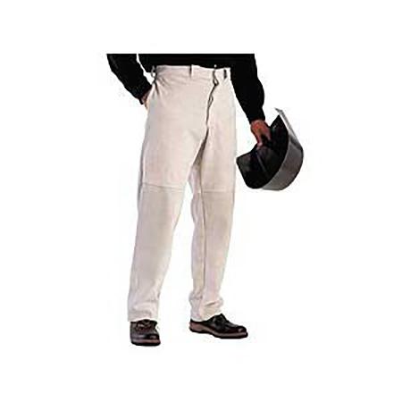 Pantalon Soudeur Cuir