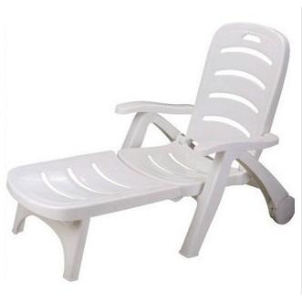 Chaise De Plage En Plastique