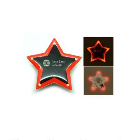 Insigne En Métal / Badge Led