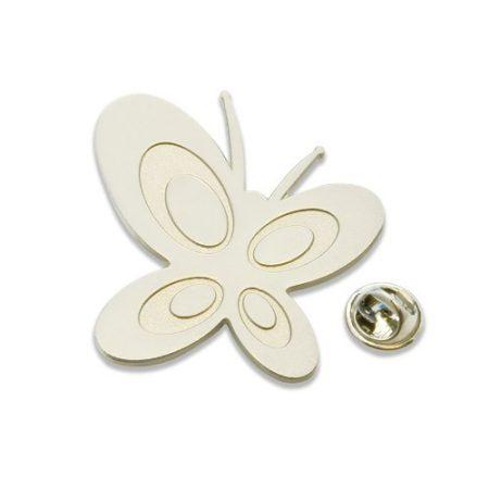 Épinglette Avec Embrayage Papillon