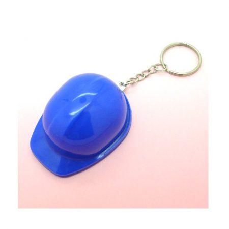 Porte-clés En Plastique Dur Casque