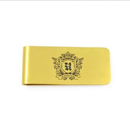 Clip D'argent D'or