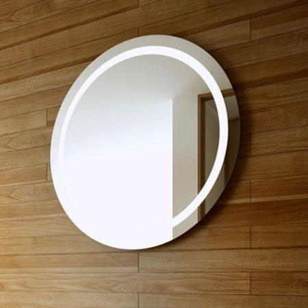 Miroirs De Salle De Bains à DEL Forme Ronde