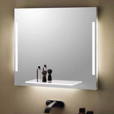 Miroirs Pour Salle De Bain à DEL