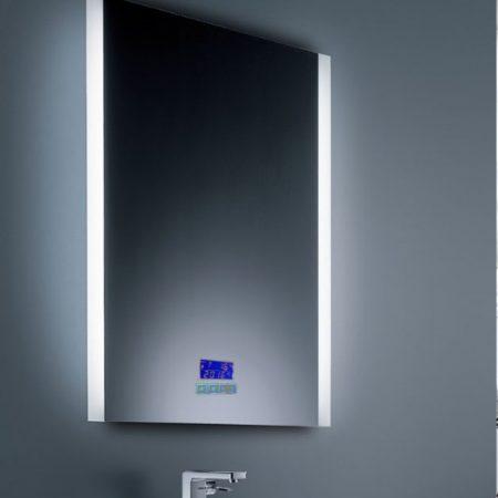 Miroirs De Salle De Bains LED à L'intérieur De La Loupe