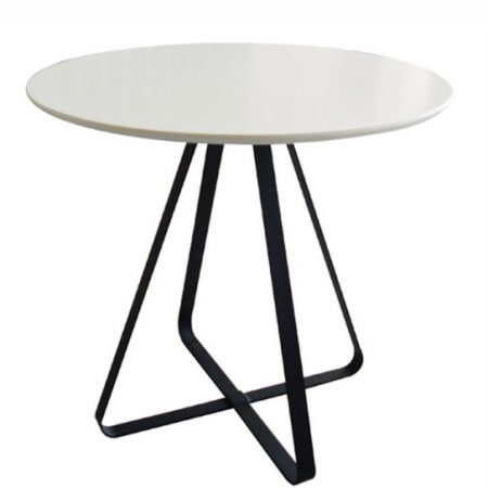 Simple Petite Table Basse Table Ronde