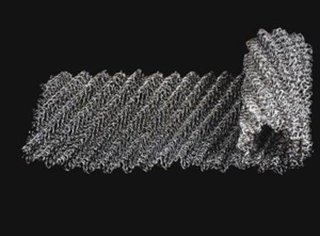 Treillis Métallique Tricoté