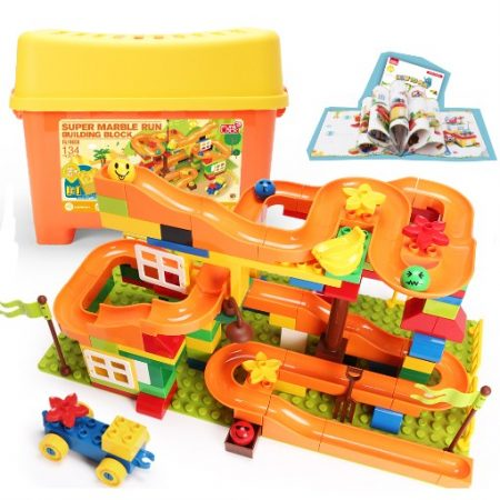 Jeu De Construction Super Marble Run Duplo