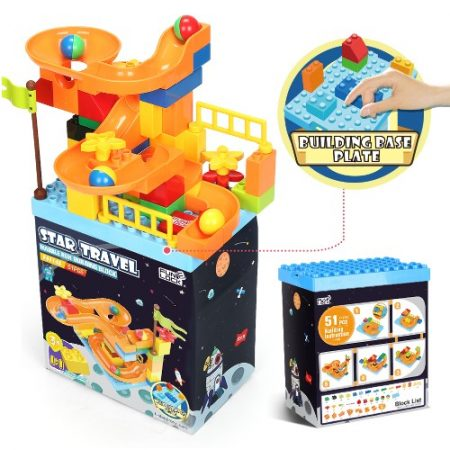 Bloc De Construction Star Traveller Marble Run Toys