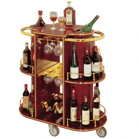 Chariot à Alcool