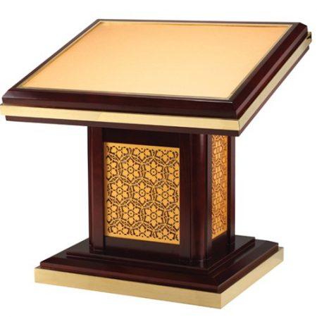 Boîte De Lampe Au Sol