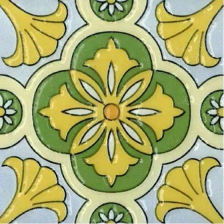 Carrelage En Céramique Fleur