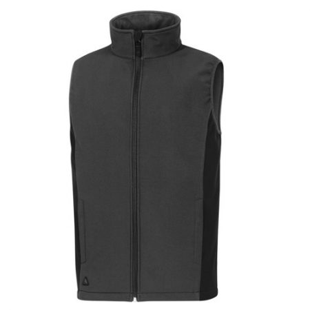 GILETS EN POLYESTER SOFTSHELL 3 COUCHES LAMINES