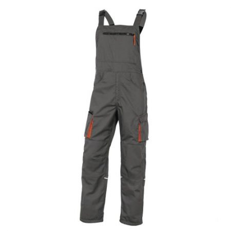 MACH2 WORKING DUNGAREES EN POLYESTER / COTON